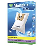 Menalux 2043394 Kit filtres SMS Zanussi ZAN3002 d'origine (Pack de 5 + 1)