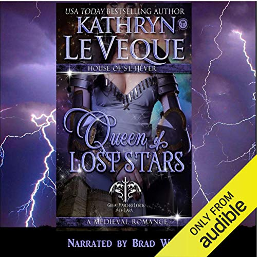 Queen of Lost Stars audiobook cover art