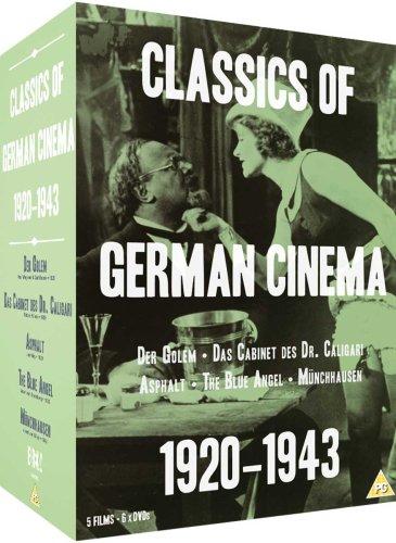 Classics of German Cinema [6 DVDs]