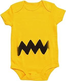 Charlie Brown I Am Charlie Brown Baby Romper