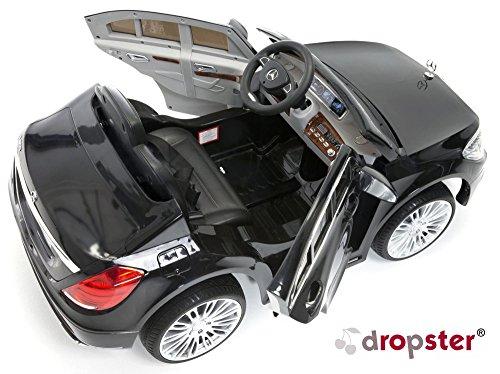 RC Kinderauto kaufen Kinderauto Bild 1: Mercedes S600 Kinder-Elektroauto, Luxuslimousine, 2x35 Watt, 5 km/h, Licht- & Soundeffekte*
