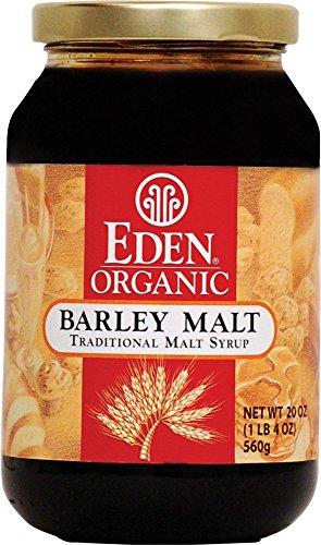 Foods Organic Barley Malt 20 Ounces (Case of 12)
