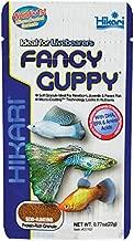 Hikari Tropical Fancy Guppy Fish Food, 0.77 oz (22g)