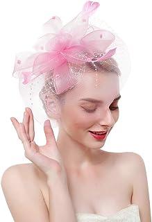 grande remise vente chaude réel concepteur neuf et d'occasion Amazon.fr : chapeau bibi - Rose