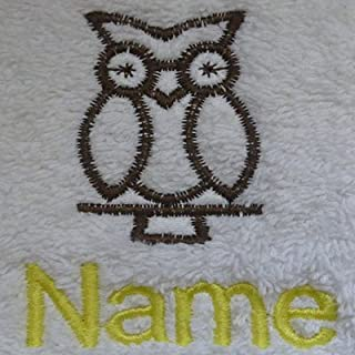 Bath Towel or Bath Sheet Personalised with DRUM KIT logo and name of your choice Hand Towel EFY Face Cloth Face Cloth 30x30cm