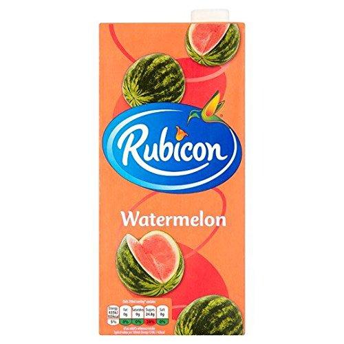 Rubicon Wassermelonen Saft - 1ltr - Packung