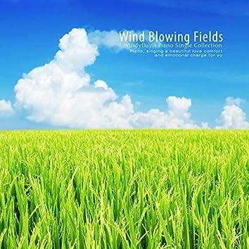 A windy field