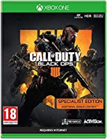 Call of Duty Black Ops 4 - Specialist Edition (Xbox One) (輸入版)