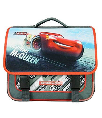 Bagtrotter Cartable 38cm Cars Mcqueen Gris Et Rouge...