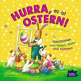 Hurra, es ist Ostern! Titelbild