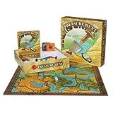 Geocaching Brettspiel - Treasure Hunt für die ganze Familie