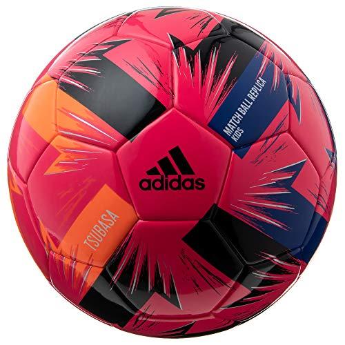 adidas(アディダス) サッカーボール 4号球(小学生用) JFA検定球 ツバサ キッズ AF411P ピンク 【2020年FIFA主要大会モデル】