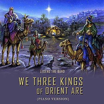 We Three Kings (Piano Version)