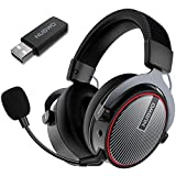 NUBWO G05 Wireless Gaming Headset for PS5/PS4/PC...