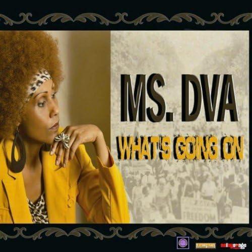 Ms DVA Thee Musical Poet