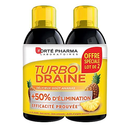 Forté Pharma - TurboDraine Ananas | Complément...