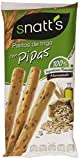 Snatt'S Palitos de Trigo Con Pipas - 62 g