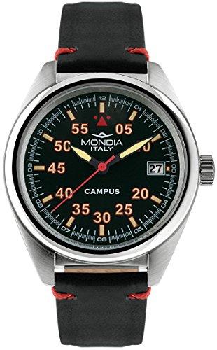 Mondia campus tutor MI748-1CP Herren Japanisches Quarzwerk Uhren