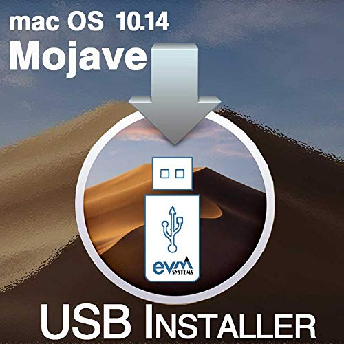 OS X MOJAVE 10.14 Bootable USB Installation. Install repair upgrage for Macbook Pro, Mac Mini, iMac …