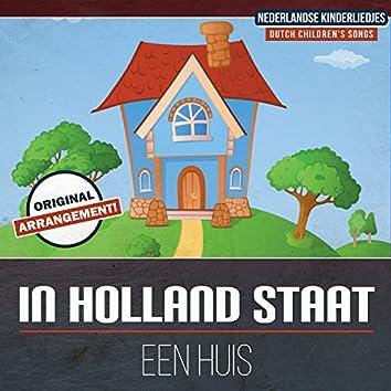 In Holland Staat Een Huis (Pianoversie)