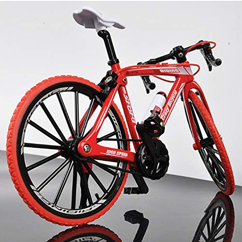 Alloy Racing Bicycle Mountain Bike Mini Bicycle Model Decoration for Home