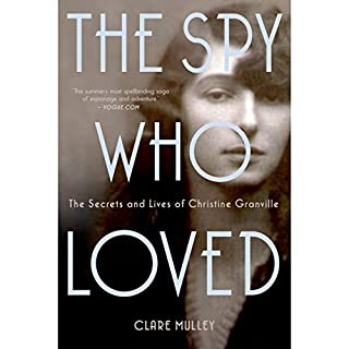 The Spy Who Loved audiobook cover art