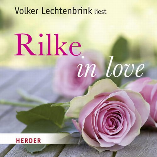 Rilke in love  By  cover art