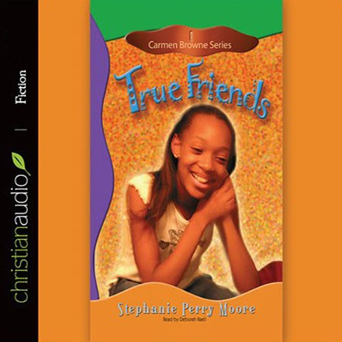 True Friends audiobook cover art