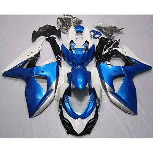 ZXMOTO OEM Style Blue & Black Painted With Graphic Fairing Kit for Suzuki GSXR 1000 K9 2009 2010 2011 2012 2013 2014 2015 2016