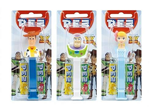 Disney Toy Story Buzz Lightyear Pez Candy Dispenser by Pez