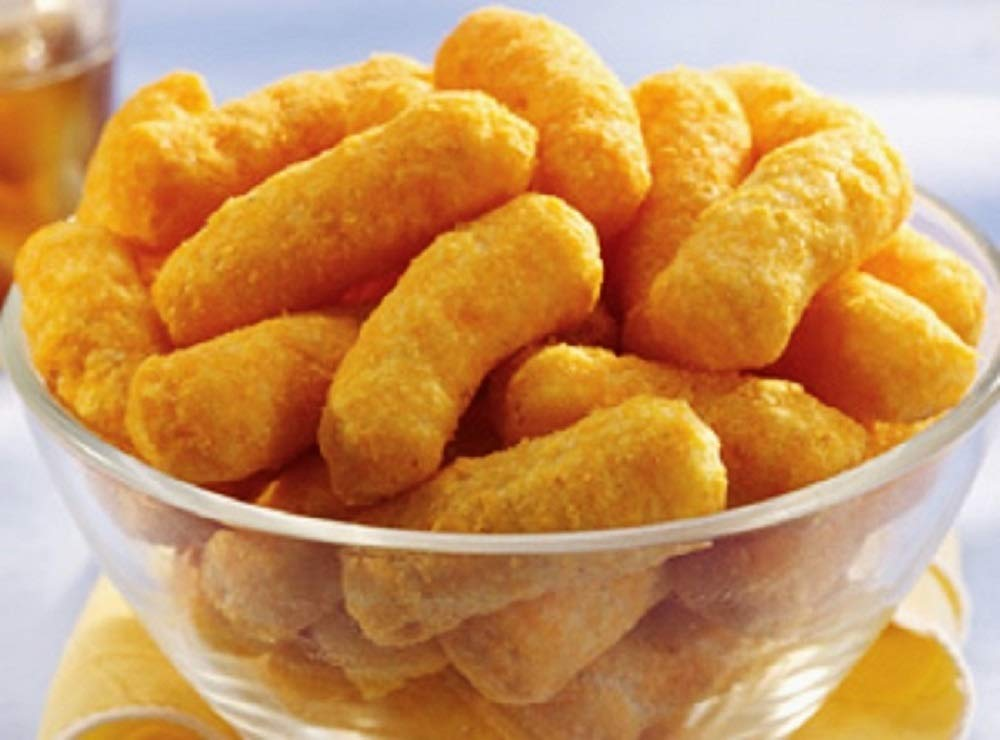 Nutrisystem Snack- Cheese Puffs- Lot of 4