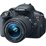 Canon EOS Rebel T5i 18.0 MP CMOS Digital SLR with 18-55mm EF-S IS STM Lens (Renewed)