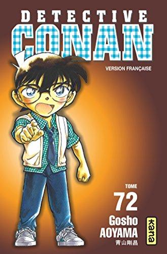 Détective Conan - Tome 72