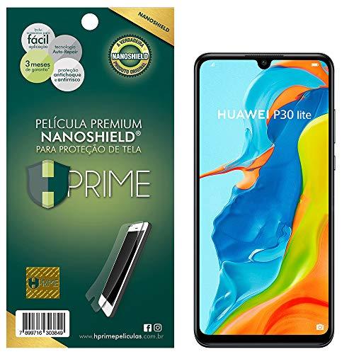 Pelicula HPrime NanoShield para Huawei P30 Lite, Hprime, Película Protetora de Tela para Celular, Transparente