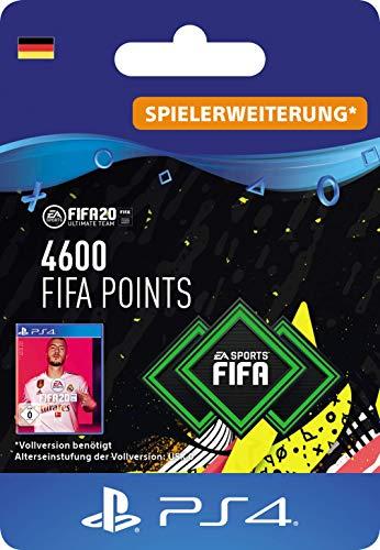 4600 FIFA 20 Points - PS4 deutsches Konto (Download Code)