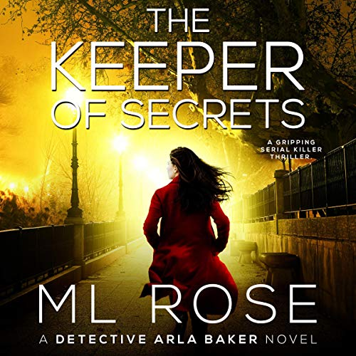 The Keeper of Secrets (A Stunning Crime Thriller With a Twist You Won't See Coming) cover art