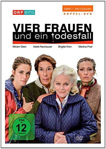 Vier Frauen und ein Todesfall - Staffel 7 [2 DVDs]