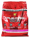 BSN - True-Mass 1200 Ultra-Premium Super Mass Gainer Strawberry Milkshake - 10.25 lbs.