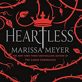Heartless audiobook cover art