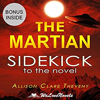 The Martian: A Sidekick to the Andy Weir Novel cover art