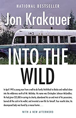 Into the Wild from Anchor Books