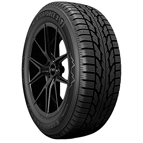 Firestone Winterforce 2 Snow Radial Tire-225/55R17 97S