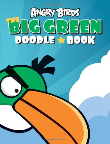 Angry Birds: Big Green Doodle Book