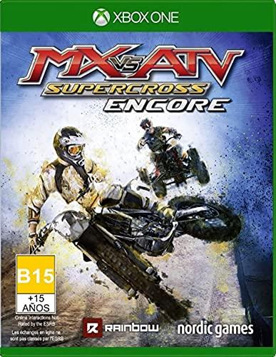 MX vs. ATV: Supercross Encore Edition - Xbox One - Xbox One by Nordic Games