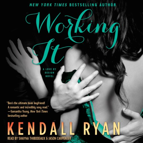 Working It audiobook cover art