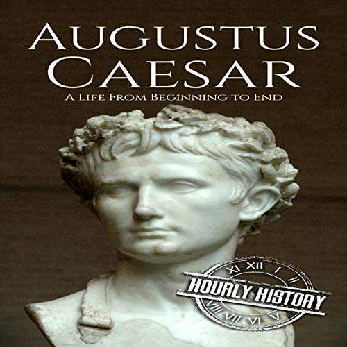 Augustus Caesar audiobook cover art
