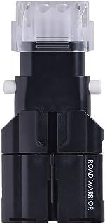 ロードウォーリア ゴーコンα(アルファ) 全世界対応 マルチ電源変換アダプター ブラック RWG101BK