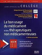 Le bon usage du médicament et des thérapeutiques non médicamenteuses de CNPM