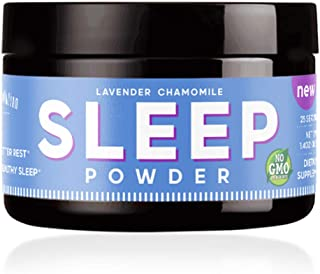 Sleep Powder - Natural Sleep Aid | Extra Strength | Insomnia Relief, Anti Anxiety & Stress Supplement for Adults (25 Servi...