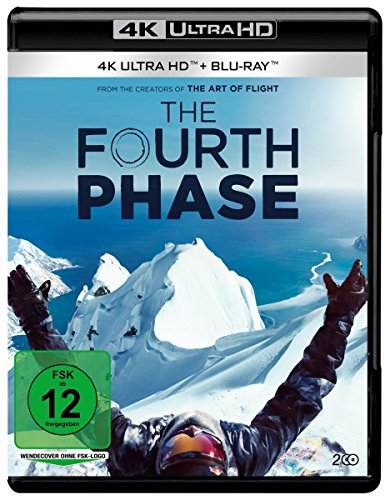 The Fourth Phase [4K Ultra HD + Blu-ray] [2 Blu-rays]